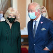 Camilla Parker Bowles The Prince Of Wales And Duchess Of Cornwall Visit Northern Ireland - Day One