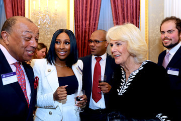 Camilla Parker Bowles Commonwealth Day Reception 2020