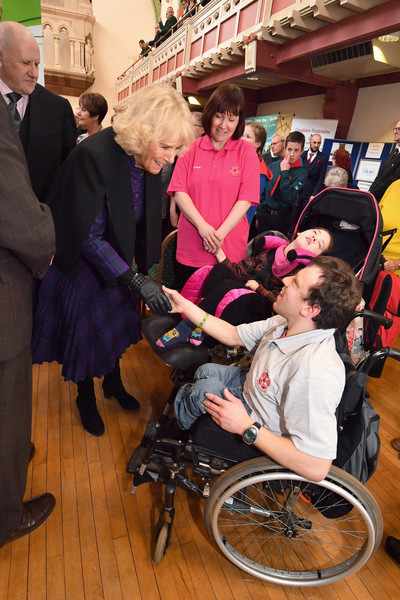 The Prince Of Wales And Duchess Of Cornwall Visit Cheshire