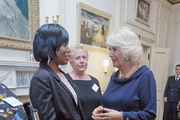 Camilla Parker Bowles International Credit Union Day Reception