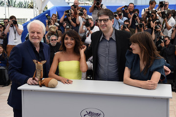 Camille Dalmais 'The Little Prince' Photocall - The 68th Annual Cannes Film Festival