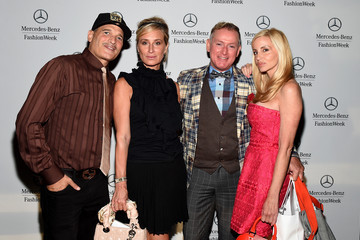 Camille Grammer Mercedes-Benz Fashion Week Spring 2015 - Official Coverage - People And Atmosphere Day 6