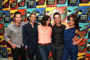 Camille Guaty Nuvo tv's Nu Point of View Summer Showcase in partnership with NFMLA