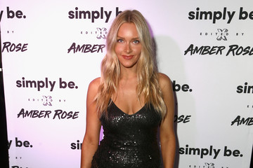 Camille Kostek Amber Rose x Simply Be Launch Party