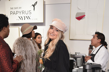 Camille Kostek IMG NYFW: The Shows 2019 PARTNERS - February 12