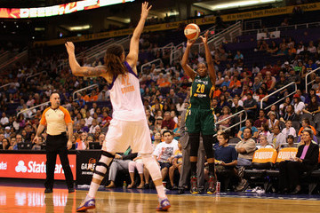 Camille Little Seattle Storm v Phoenix Mercury