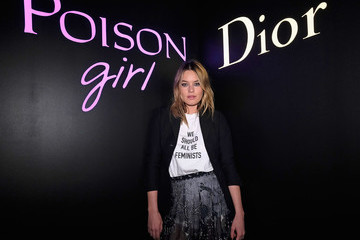 Camille Rowe Dior Beauty Hosts NY Poison Club With Camille Rowe