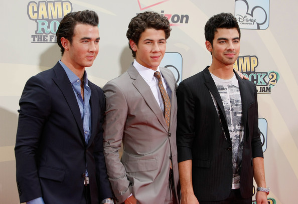 """""""Camp Rock 2: The Final Jam"""" New York Premiere - Outside Arrivals"""
