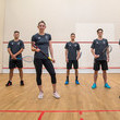 Campbell Grayson New Zealand Commonwealth Games Squash Team Announcement