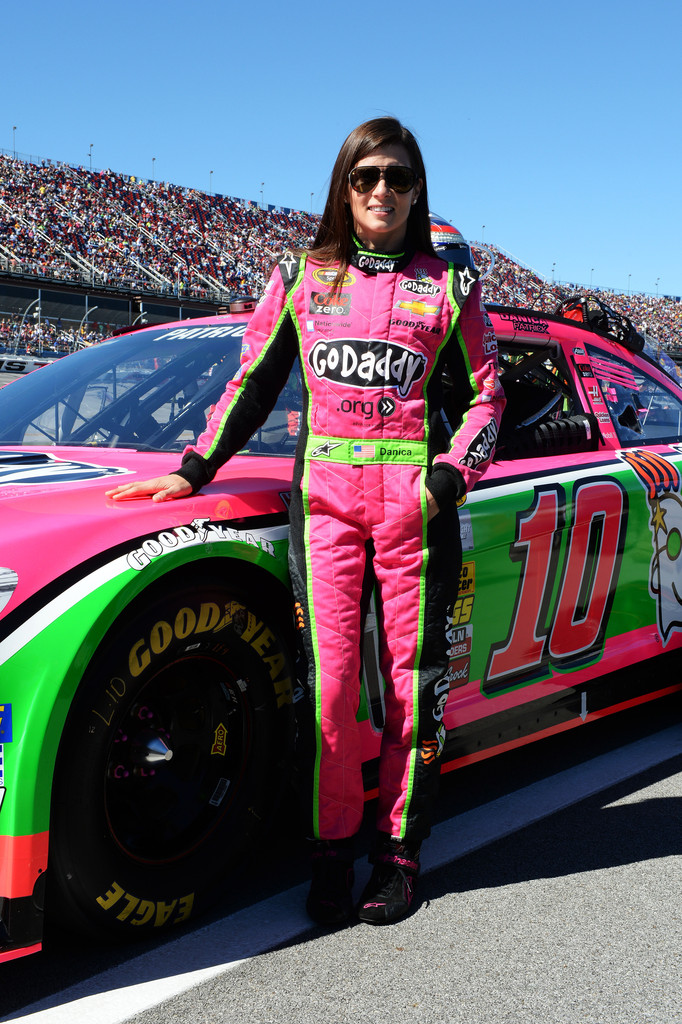 Danica Patrick Pictures - Camping World RV Sales 500 - Zimbio