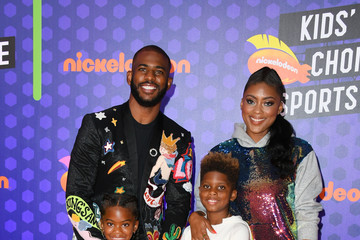 Camryn Alexis Paul Nickelodeon Kids' Choice Sports 2018 - Arrivals