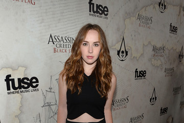 Camryn Grimes Assassins's Creed IV Black Flag Launch Party — Part 2