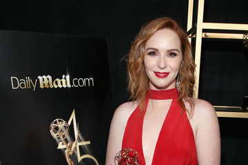 Camryn Grimes DailyMail.com And DailyMailTV Trophy Room Daytime Emmy Awards 2018