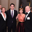 Sophie Gregoire Trudeau and Bruce Heyman Photos