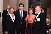 Sophie Gregoire Trudeau and Bruce Heyman Photos Photo