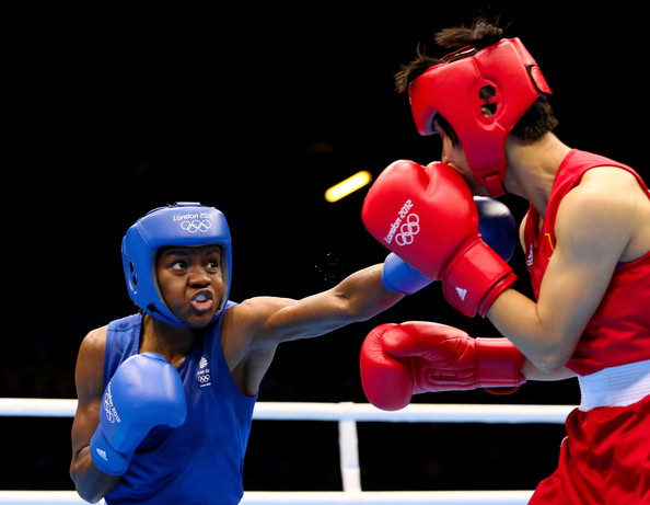 Olympics Day 13 - Boxing