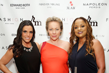 Candace Fisher The NBA, NFL And MLB Wives Holiday Soiree