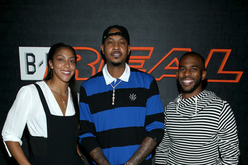 Candace Parker B/Real Premiere Event