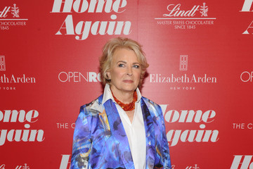 Candice Bergen The Cinema Society & Lindt Chocolate Host a Screening of Open Road Films' 'Home Again'