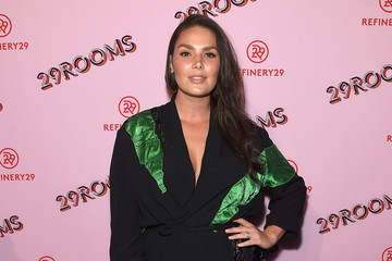 Candice Huffine Refinery29 Third Annual 29Rooms: Turn It Into Art