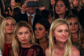 Candice Lake Alexandra Spencer Zimmermann - Front Row - Spring 2016 New York Fashion Week
