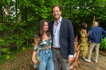 """Candice Miller Hamptons Magazine Celebrates Our """"Best Dressed"""" With A Private Dinner At Dopo La Spiaggia In East Hampton"""