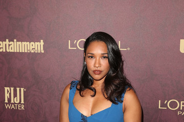 Candice Patton FIJI Water At Entertainment Weekly Pre-Emmy Party