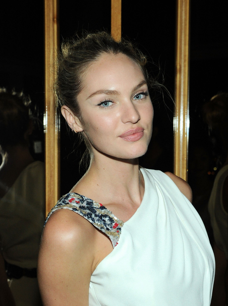 Candice Swanepoel - CFDA Fashion Awards Afterparty