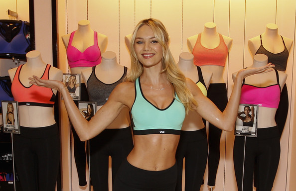 About The vs Sports Bra