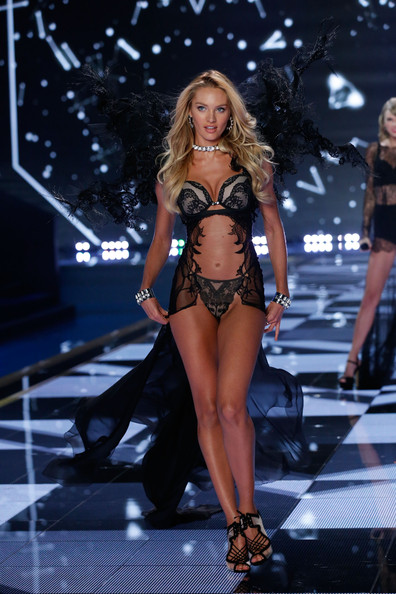 Victoria's Secret Runway Show Swarovski Crystal Looks