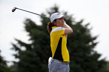 Candie Kung Thornberry Creek LPGA Classic - Round One