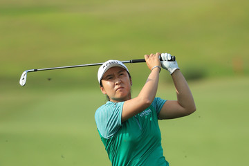 Candie Kung HSBC Women's World Championship - Day One