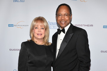 Candy Spelling Arrivals at the 2013 UCLA Visionary Ball