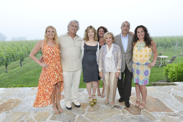 Candy Udell Hamptons Magazine Celebrates A Private Dinner With Wollffer Estate Vineyards
