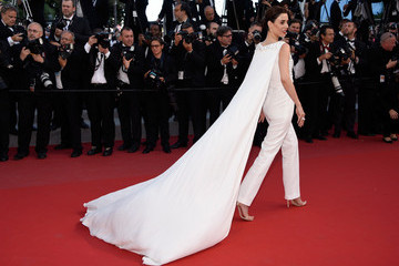 Cansu Dere 'Inside Out' Premiere - The 68th Annual Cannes Film Festival