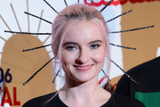 Grace Chatto attends the Capital FM Jingle Bell Ball at The O2 Arena on December 09, 2018 in London, England.