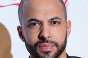 Marvin Humes attends the Capital FM Jingle Bell Ball at The O2 Arena on December 09, 2018 in London, England.