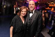 """Albert Manzo and Caroline Manzo from the """"Real Housewives of New Jersey"""" attend the Capitol File's 7th Annual White House Correspondents' Association Dinner after party at The Newseum on April 28, 2012 in Washington, DC."""