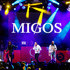 Takeoff Photos - Recording artists Takeoff, Offset and Quavo of music group Migos performs onstage during 'All-Star Weekend Kick-Off Party' at Capitol Records Tower on February 15, 2018 in Los Angeles, California. - Capitol Music Group, Under Armour, and Finish Line Present 'All-Star Weekend Kick-Off Party'