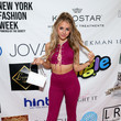 Capri Everitt Society Fashion Week Presents The House Of Barretti Designer Teen Afterparty At NYFW