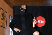 Carlos Boozer poses for a photo during the Captain Morgan Pose-Off Challenge at Palmer's Bar on April 7, 2019 in Minneapolis, Minnesota.
