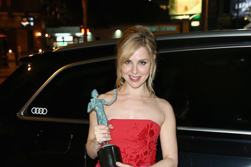 Cara Buono The Weinstein Company & Netflix's SAG 2017 After Party Presented by Audi