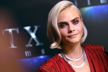 Cara Delevingne CinemaCon 2017 - STX Films Headlines Cinemacon's 'The State of the Industry: Past, Present and Future' Presentation