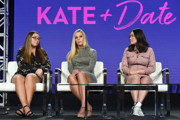 Cara Gosselin Discovery Networks Present At Winter TCA Tour 2019