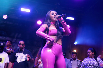 Cardi B BACARDI and Swizz Beatz' The Dean Collection Present No Commission: Art Performs - Day 1