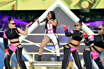 Cardi B Universal Pictures Presents The Road To F9 Concert And Trailer Drop