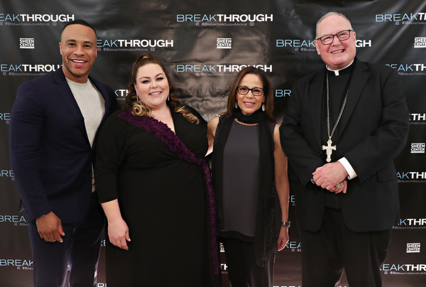 New York Screening Of 'Breakthrough'