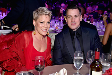 Carey Hart Clive Davis and Recording Academy Pre-GRAMMY Gala - Show