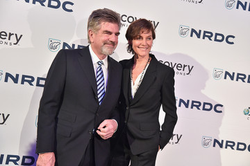 Carey Lowell The Natural Resources Defense Council Presents 'NRDC's Night of Comedy' Benefit With Seth Meyers, John Oliver, George Lopez, Mike Birbiglia and Hasan Minhaj