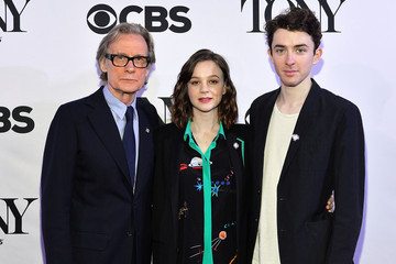 Carey Mulligan The 2015 Tony Award Nominees Meet and Greet